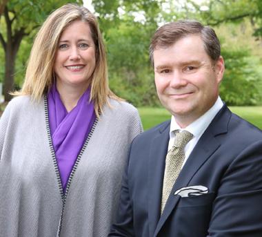 Karen Liberi & Dr. Croak