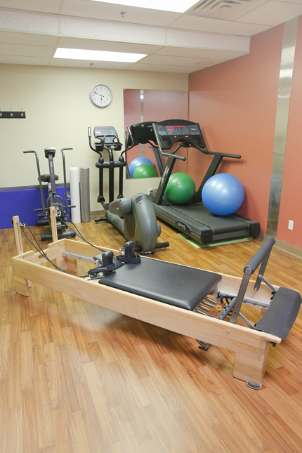 Pelvic Rehab Gym